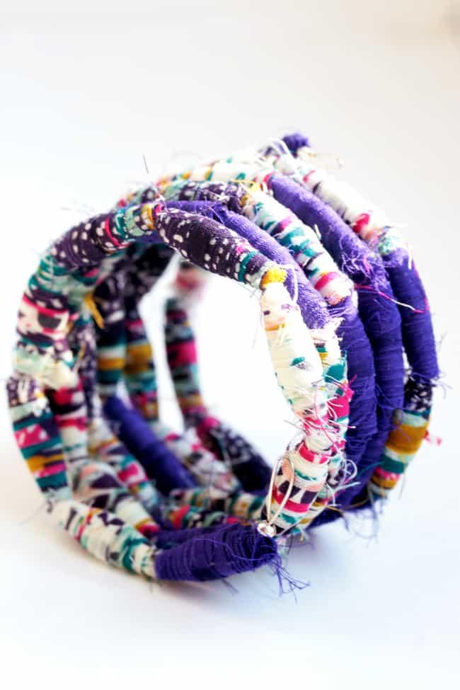 DIY Bead Bracelet | HelloGlow.co