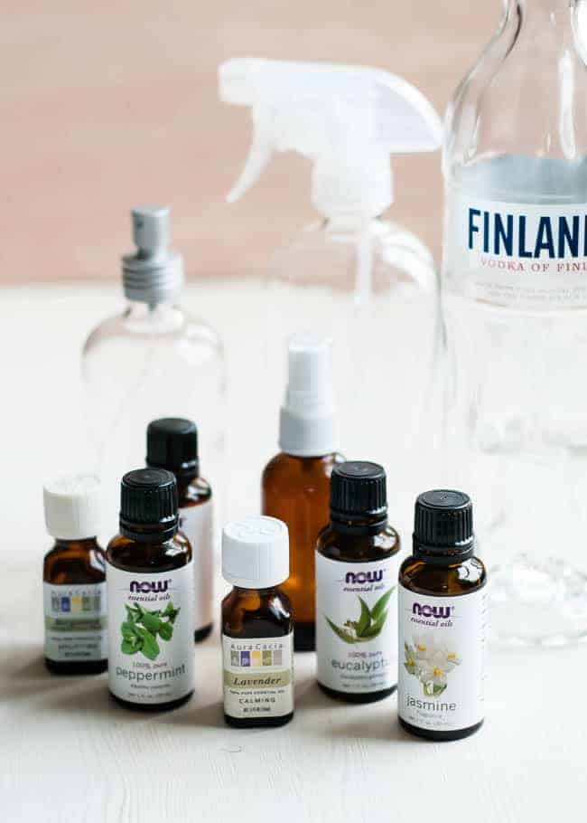 How To Make an Essential Oil Room Spray