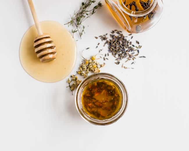 make your own infused honey-11