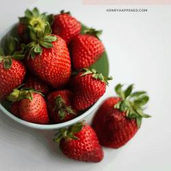 4 DIY Strawberry Beauty Recipes