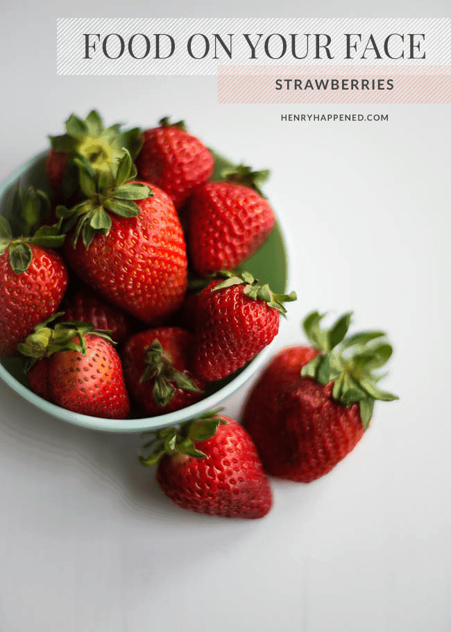 Strawberry Beauty Recipes | Hello Glow