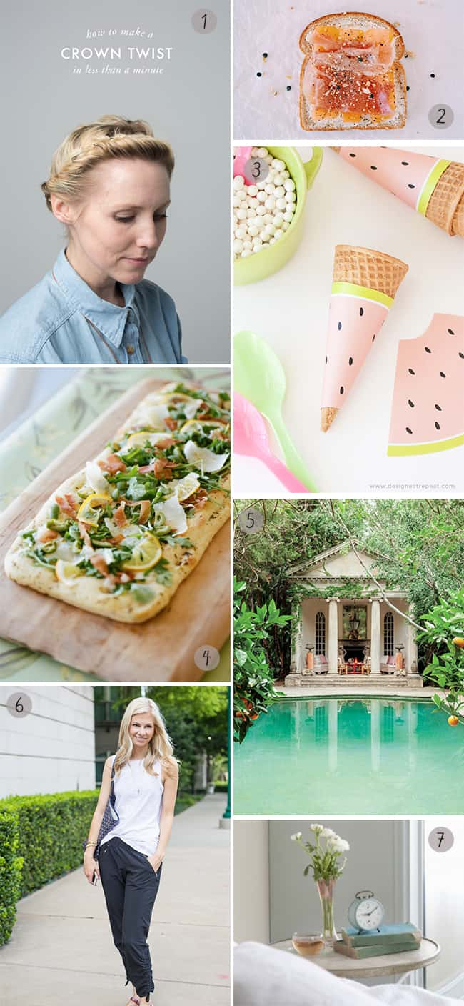 7 Ways To Live Well This Weekend | Hello Glow