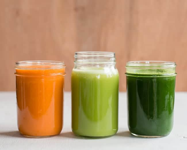 3 Juices for Great Skin | 50 Detox Drinks