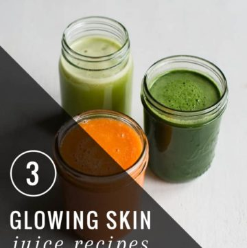 3 Juice Recipes for Glowing Skin | Hello Glow