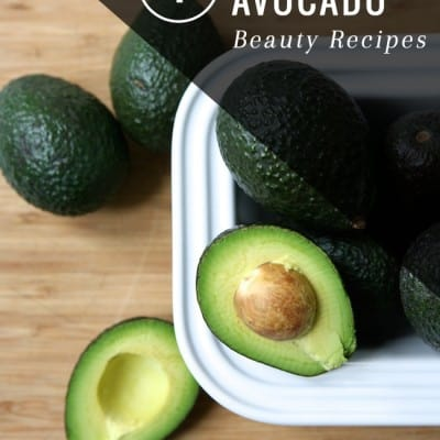 4 DIY Avocado Beauty Recipes | Henry Happened