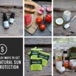 5 Easy Ways To Get Natural Sun Protection