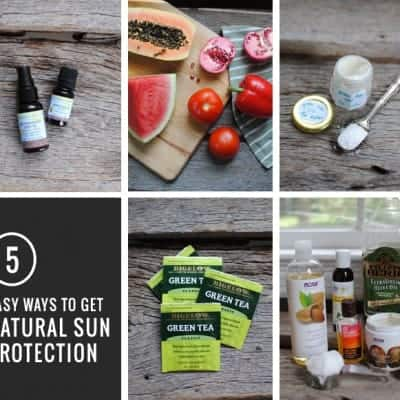 5 Ways To Get Natural Sun Protection | Henry Happened