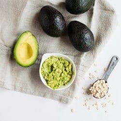 4 Tasty Avocado Recipes for Hair, Skin + Wrinkles