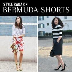 STYLE SOLUTION: Bermuda Shorts