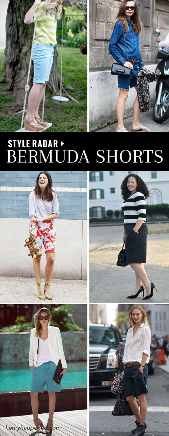Bermuda Shorts | HelloGlow.co