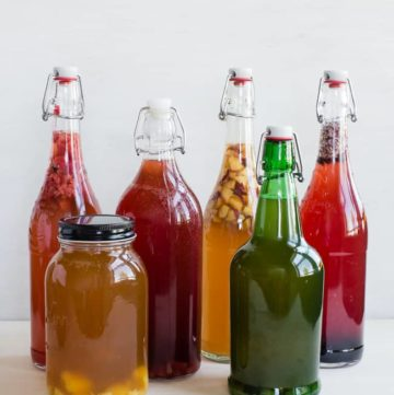 How To Brew Kombucha | HelloGlow.co