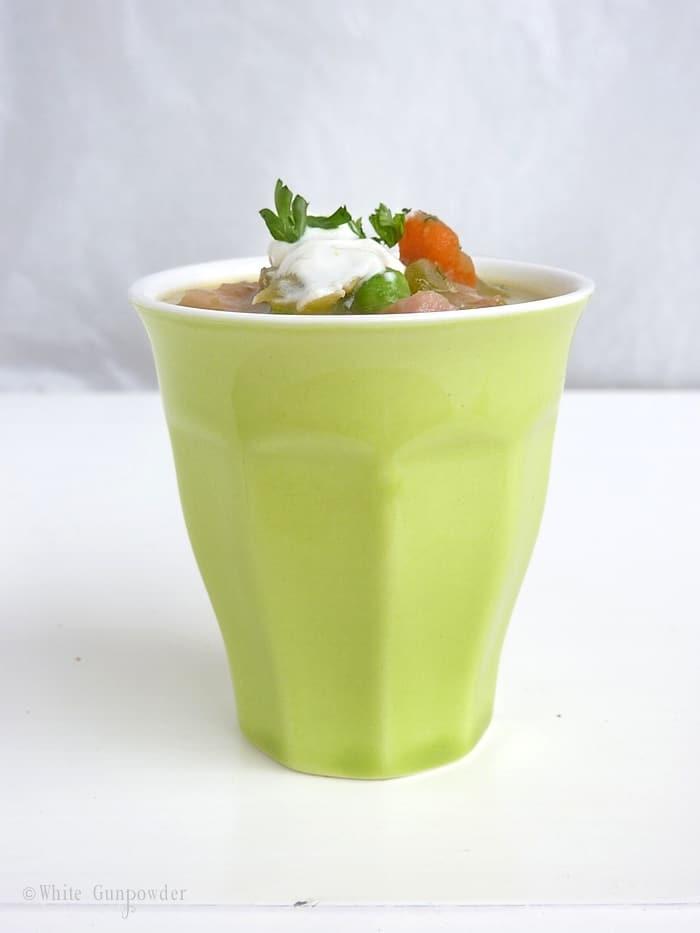 Make a soup
