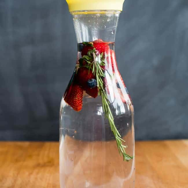 Infused Water 3 Ways | Hello Glow