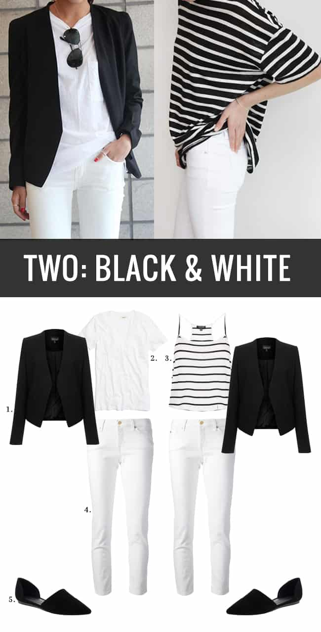 How To Wear White Jeans 3 Ways | | HelloGlow.co