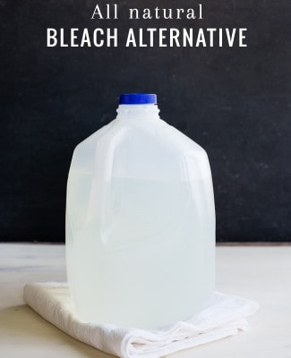 DIY Natural Bleach | Henry Happened