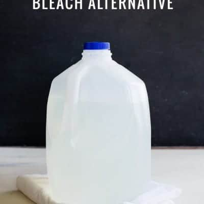 DIY Natural Bleach | Henry Happened
