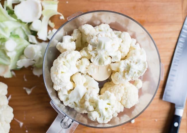 How To Make Cauliflower Rice Salad   HelloGlow.co