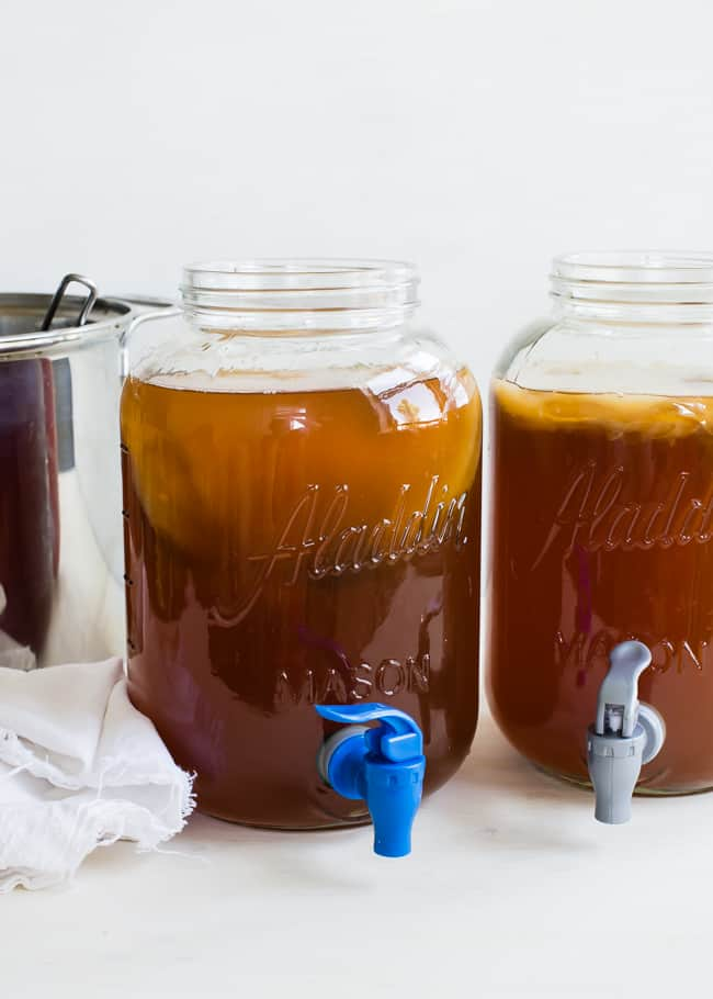 How to Make Kombucha | HelloGlow.co