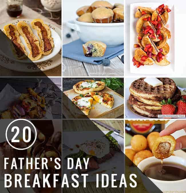 Best Father's Day Breakfast Ideas   HelloGlow.co