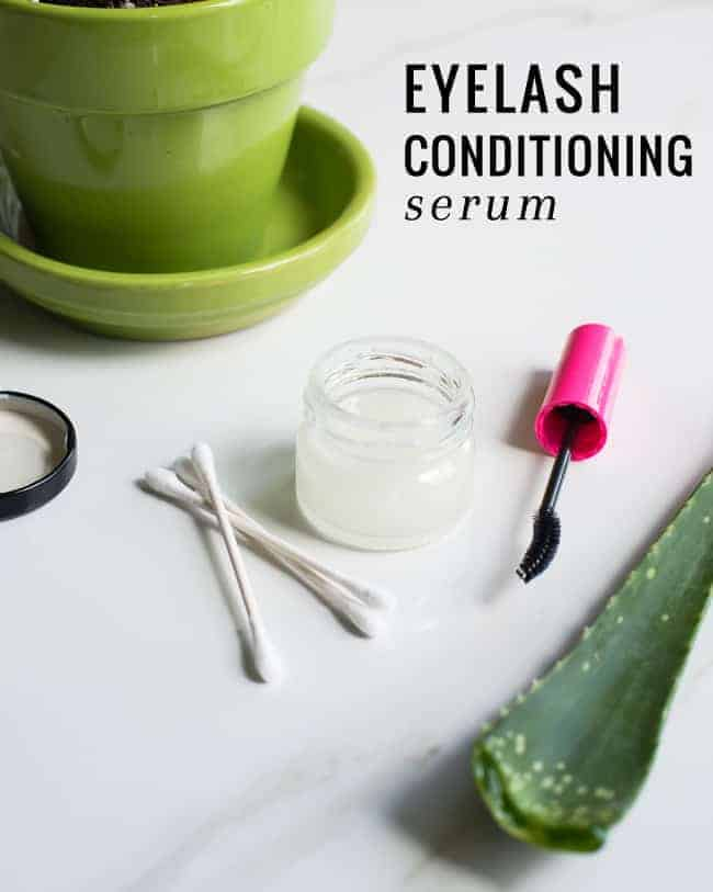 DIY Lash Conditioning Serum | HelloGlow.co