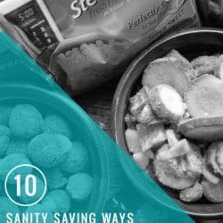 10 Sanity-Saving Ways To Use Frozen Food