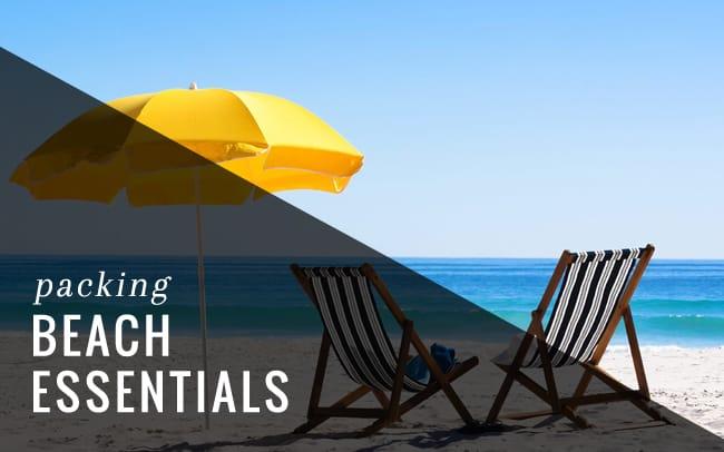 14 Essential Beach Bag Items   HelloGlow.co