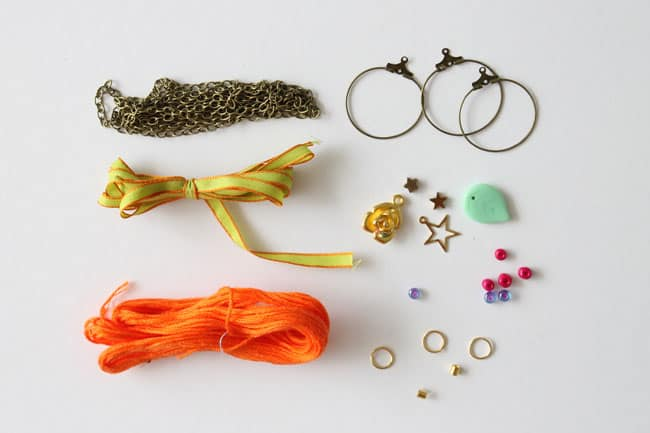 Henry Happened_Charm_Tassel_Necklace_Materials