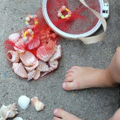 DIY Shell Collector | Henry Happened