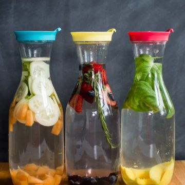 The Best Ingredients for Making Infused Water Recipes