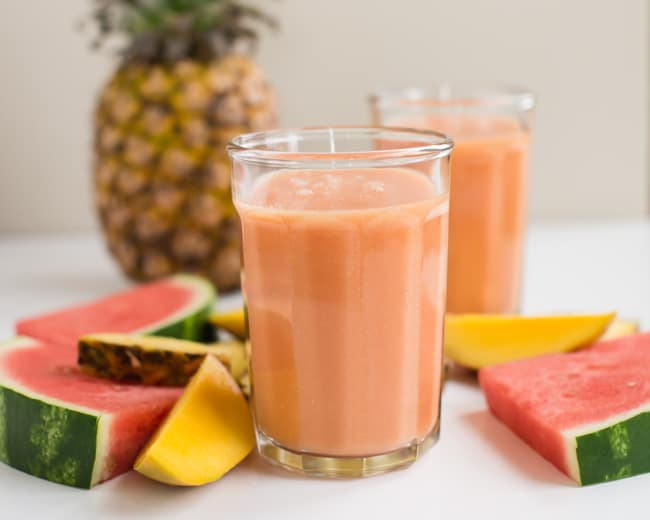 healthy watermelon smoothie recipe helloglow co