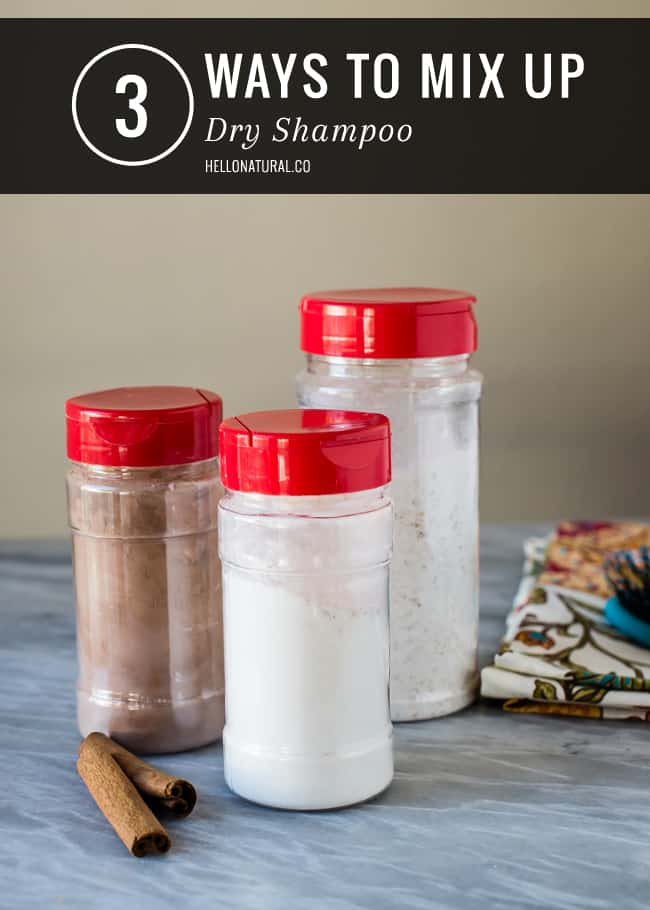 3 DIY Dry Shampoo Recipes | HelloGlow.co