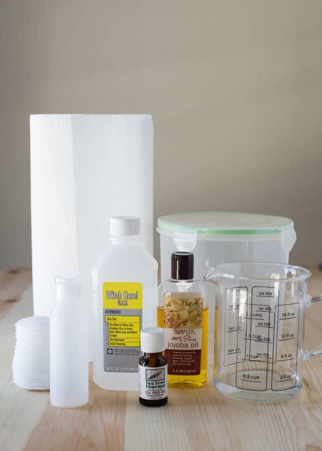 remover Wipes    natural Removing Remover makeup DIY cloths Makeup Makeup