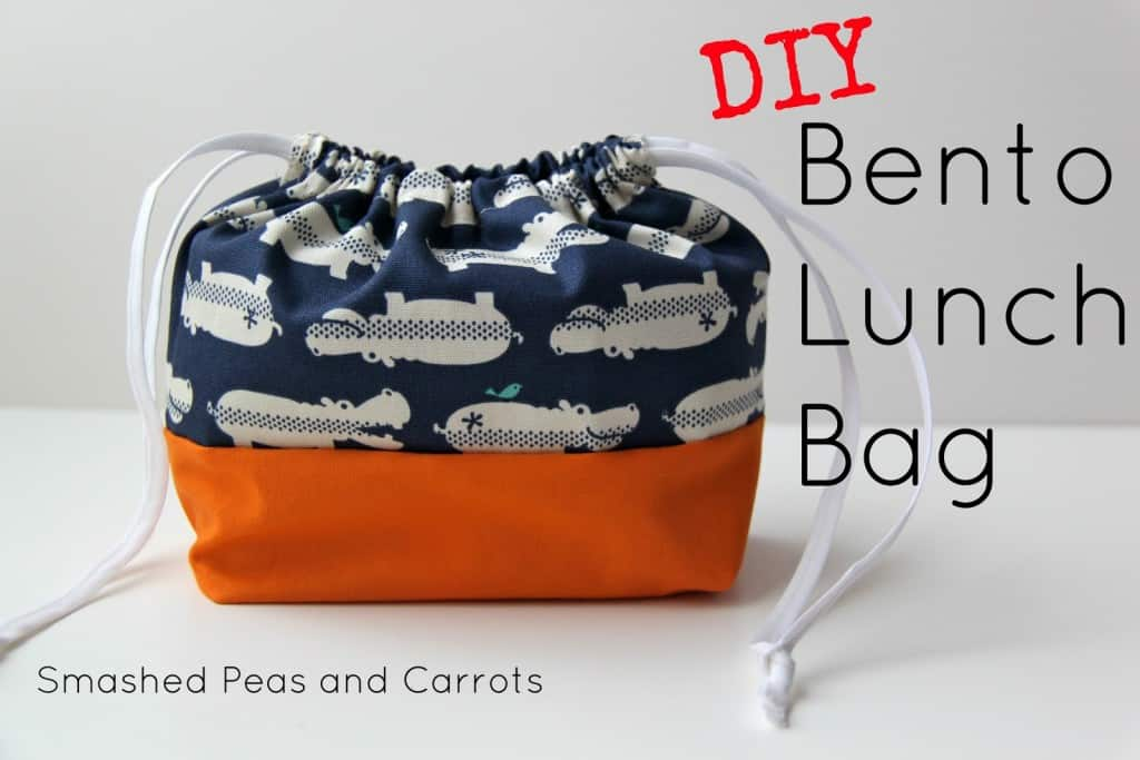 Carry Your Bento Box With This Whale Bag