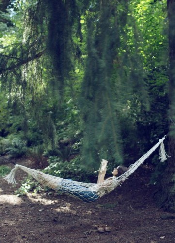 How to make a hammock from scratch