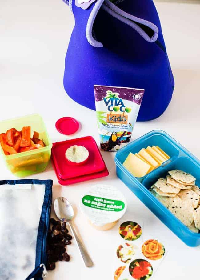 21 School Lunch Ideas | HelloNatural.co