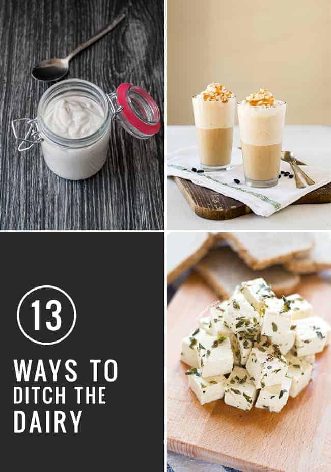 13 Homemade Dairy Alternatives   HelloGlow.co