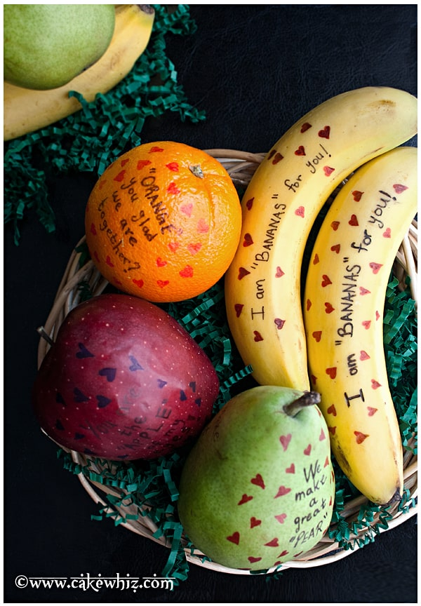 Fruit Messages