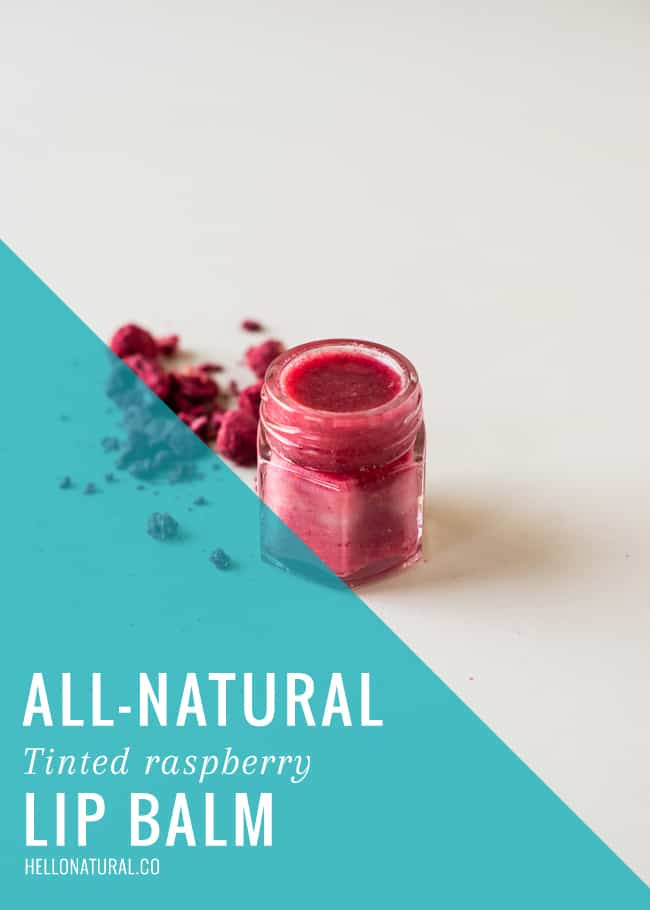 All Natural Lip Gloss Make Your Own