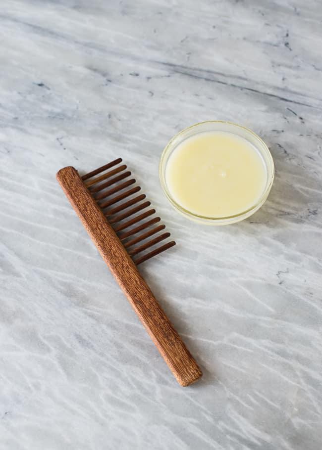 DIY Deep Hair Conditioner | HelloGlow.co