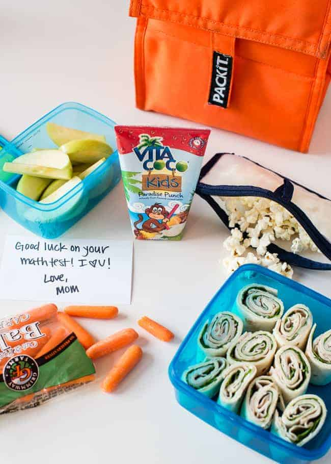 21 School Lunch Ideas | HelloGlow.co