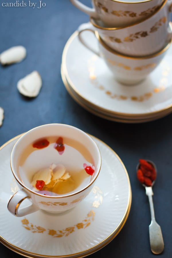 Ginseng & Goji Berry Tea