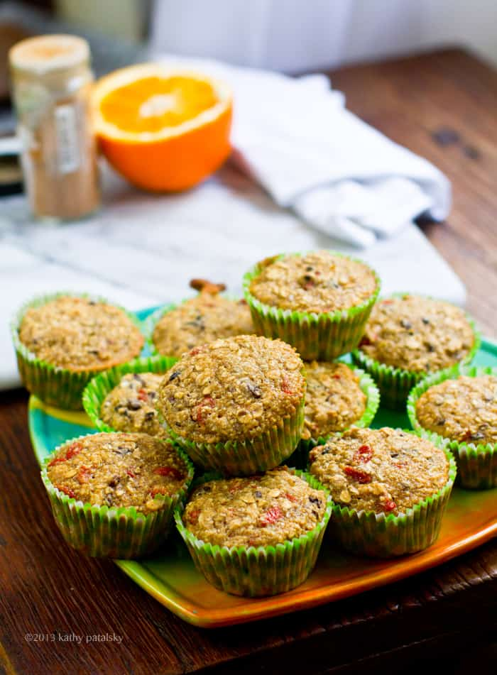 Wheat-Free Morning Muffins