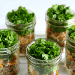 11 Fun, Healthy Mason Jar Meals | HelloNatural.co