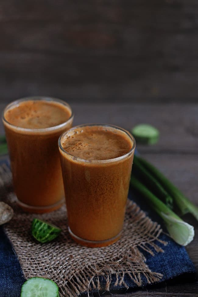 3 Fresh, Healthy Juice Recipes for Fall | HelloGlow.co