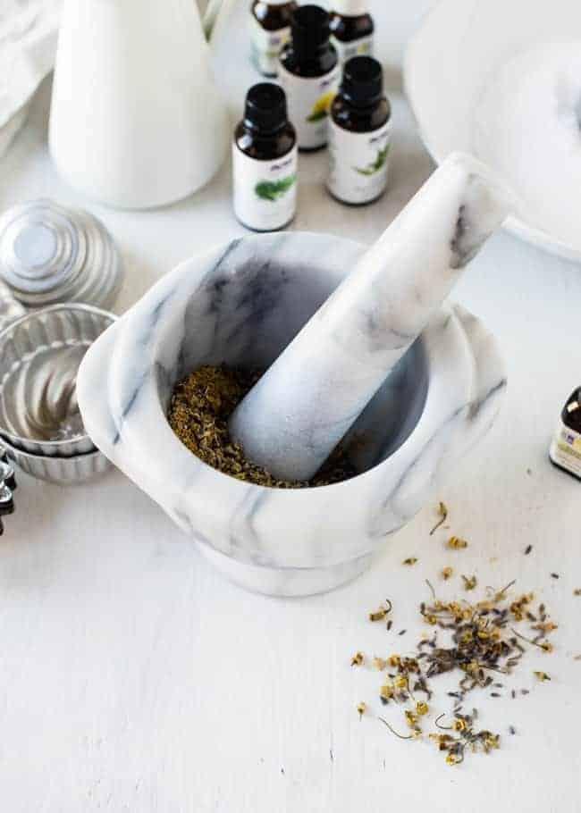 Tabletas de ducha de aromaterapia |  HelloGlow.co