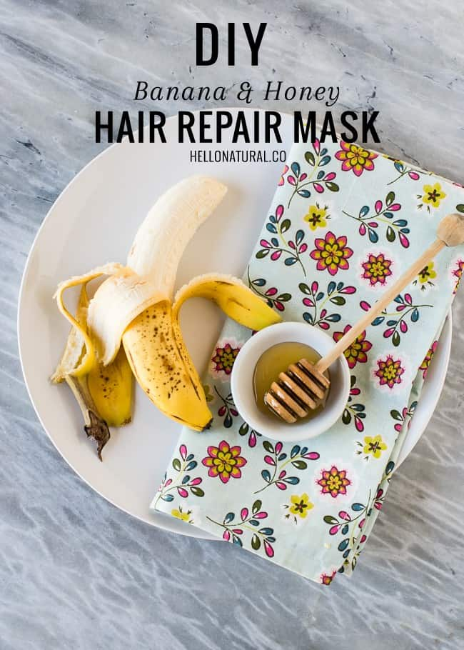 Dry Hair Repair - Moisturizing Mask | HelloGlow.co