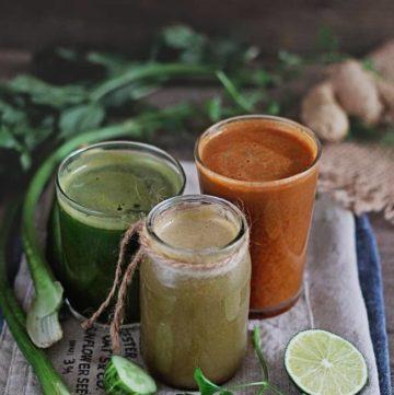 7 Fresh, Healthy Juice Recipes for Fall | HelloGlow.co