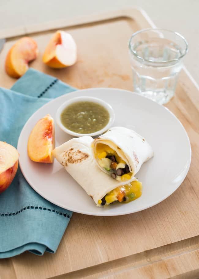Make Ahead Breakfast Burritos | HelloNatural.co