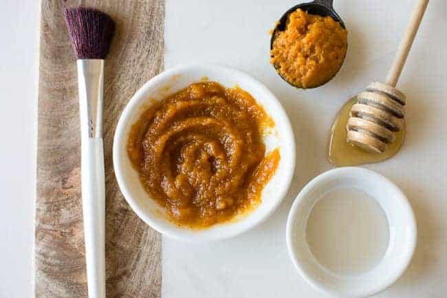 Pumpkin Vitamin C Face Mask | 8 Ways to Add Pumpkin to Your Beauty Routine