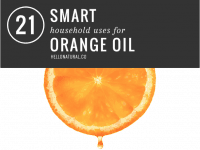 21 Smart Uses for Orange Oil | HelloNatural.co